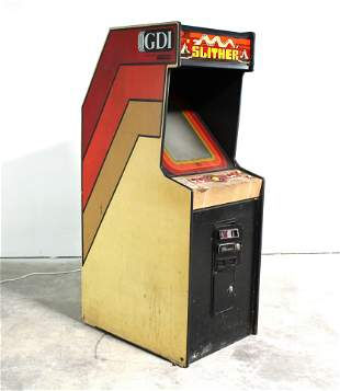 GDI Slither Arcade Game