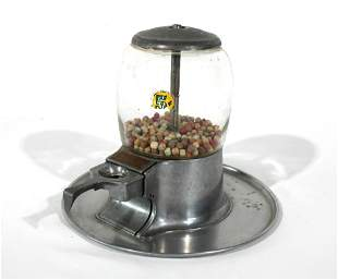 5 Cent Coin Operated Vendor with Tray