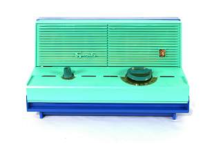 Sylvania Model 5C12 AM Radio, Painted, 1959