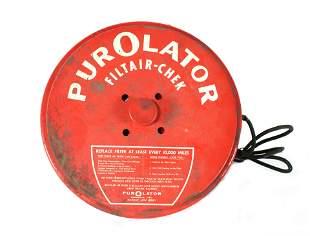 """Purolator """"Filtair Chek"""" Air Filter Tester, 1950s"""