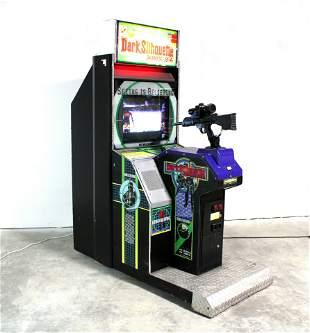 Konami Silent Scope 2, Dark Silhouette Arcade Game