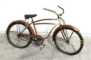 Schwinn BF Goodrich Cruiser Bicycle, circa 1940s