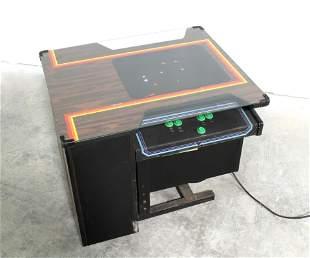 Atari Space Duel Cocktail Arcade Game