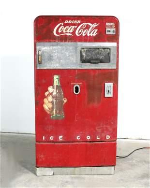 Coca Cola Vendo 83 Vending Machine