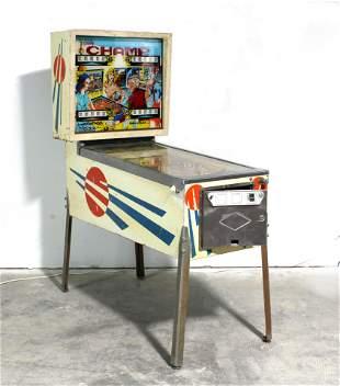 Bally Champ Pinball Machine
