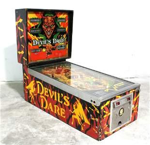 Gottlieb Devil's Dare Pinball Machine