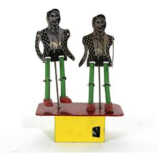 Chime Toy Wind-Up Dancers