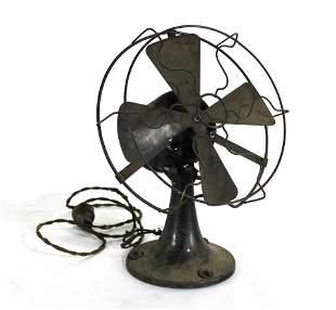 Eskimo Cast Iron Fan