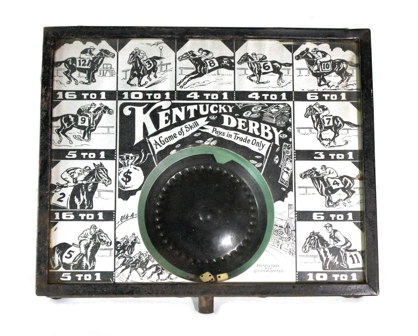 Kentucky Derby Dice Game