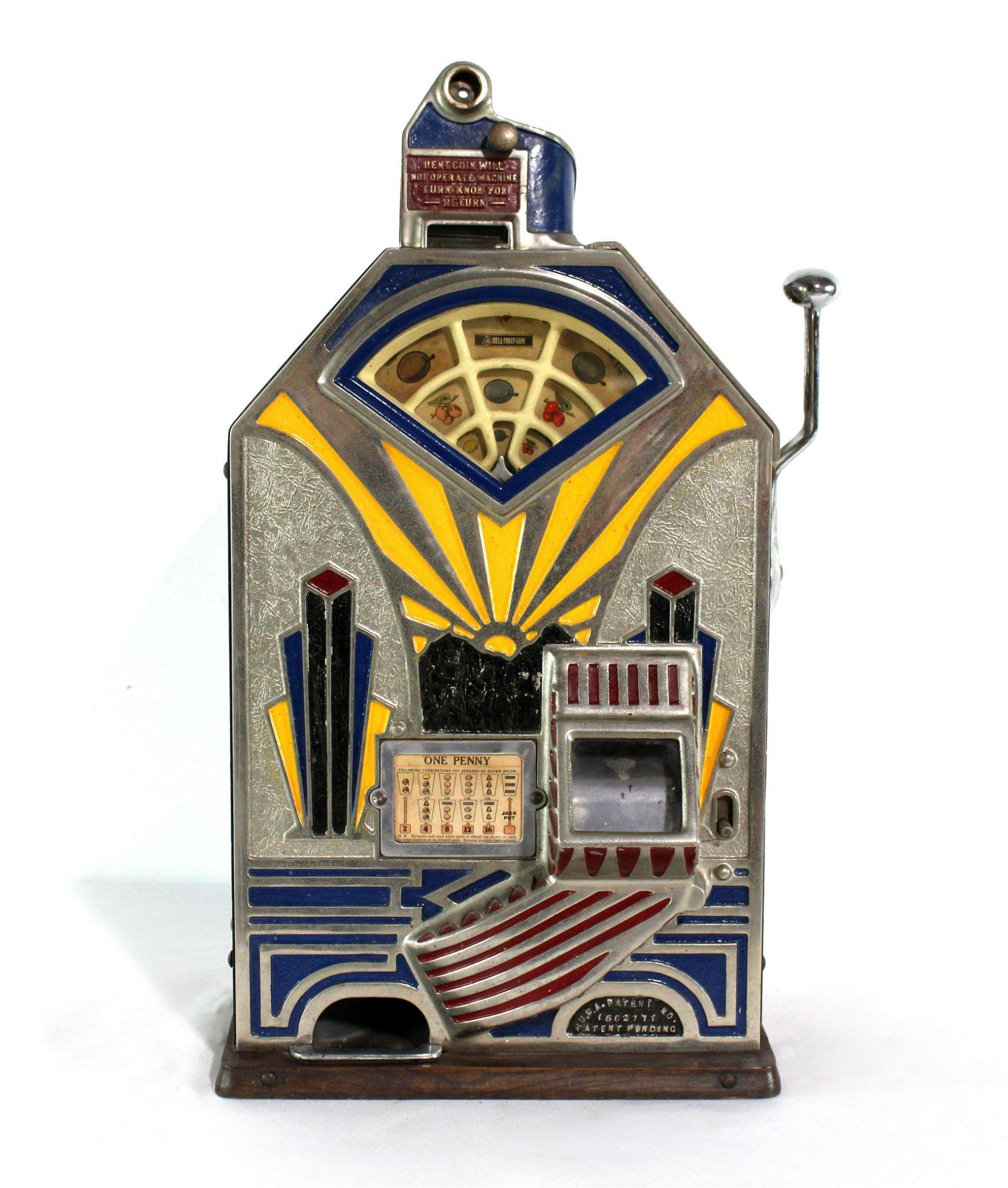 Little Duke Coin Operated Slot Machine