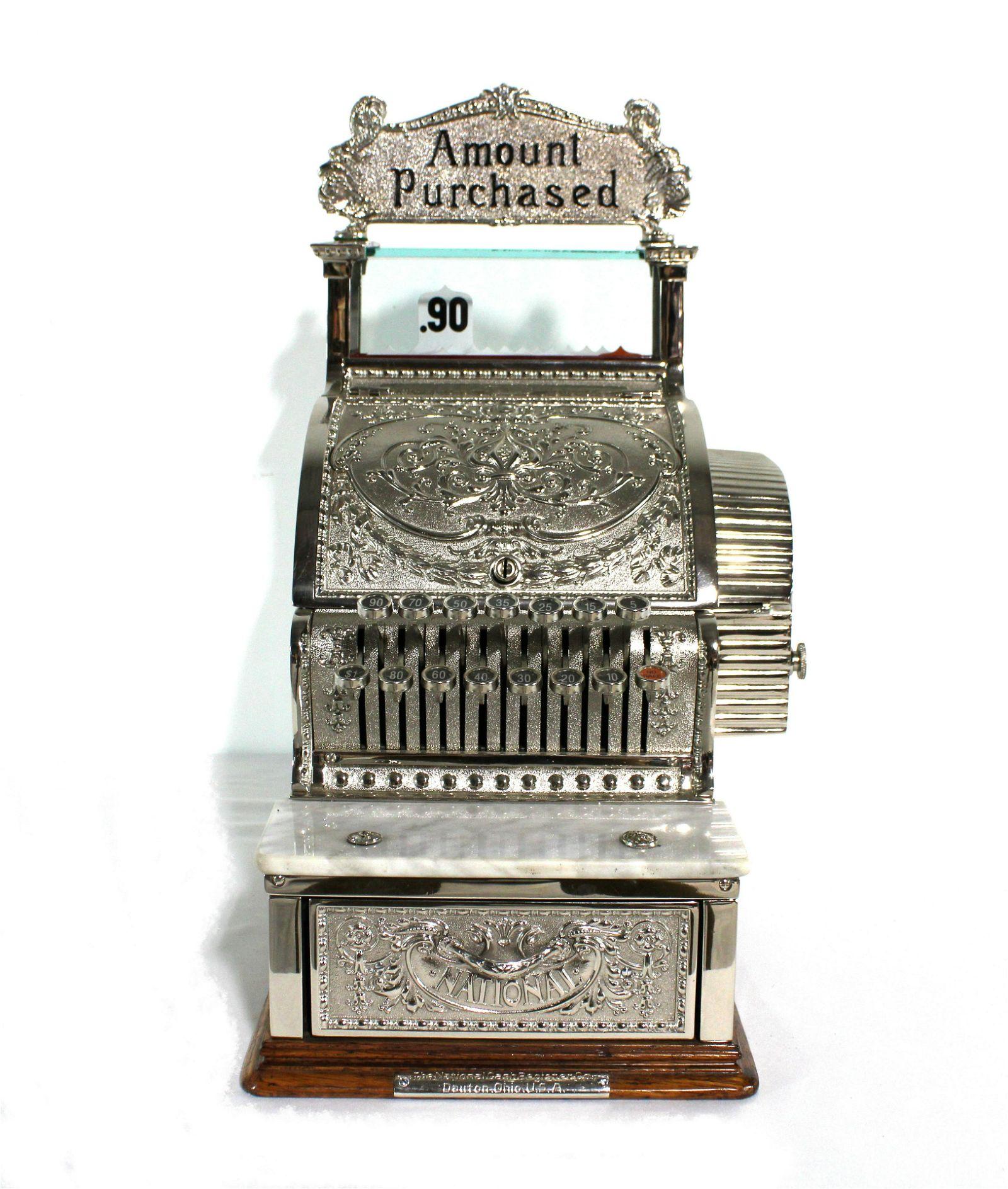 National Cash Register Model 50 1/4, Restored