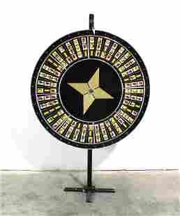Carnival Game Wheel