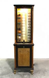 Exhibit Supply Coin Operated Love Meter