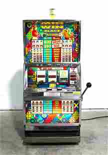 IGT Win Place Show Horse Racing Coin Op Slot Machine