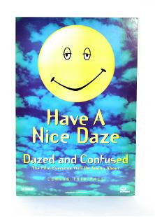 Dazed and Confused Original Movie Poster