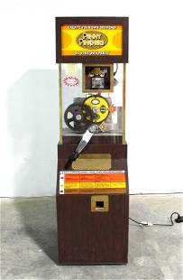 Coin Operated Penny Stamper