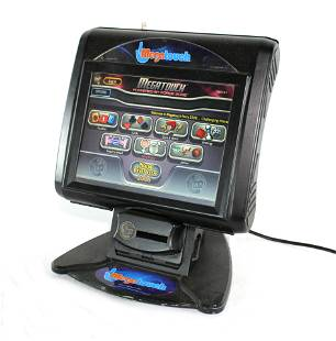 Megatouch Countertop Arcade, Includes Photohunt