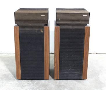 Bose 601 Series II 2-Way Speakers, Used