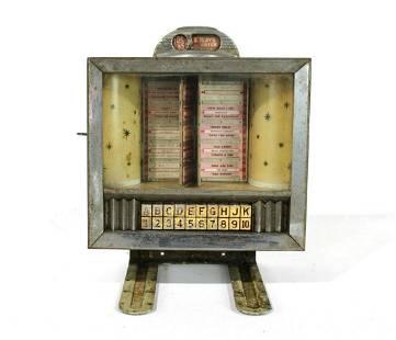 Seeburg Coin Operated Wallbox