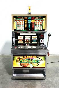 Bally California Dreamin' Coin Op Slot Machine