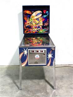 Gottlieb Star Race Pinball Machine