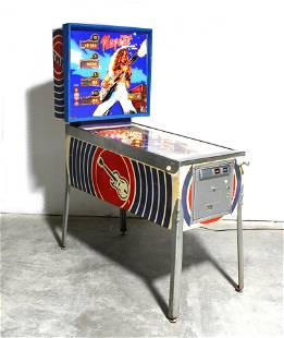 Stern Nugent Pinball Machine