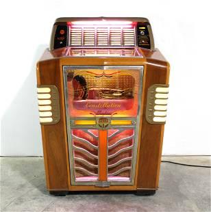 Mills Constellation Jukebox, Restored