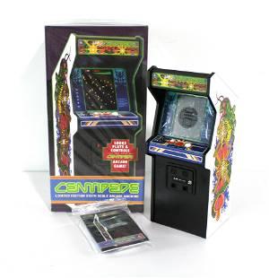 NIB Replicade Centipede Mini Arcade