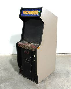4FT Child Size Frogger Arcade Game, Serial #12
