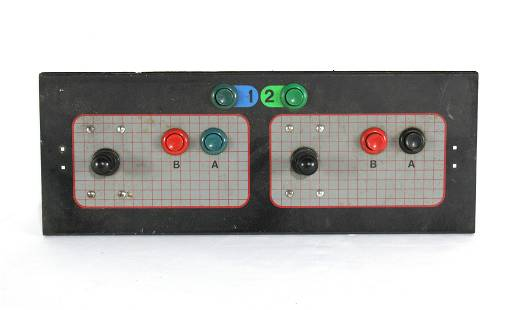 Nintendo Playchoice Control Panel