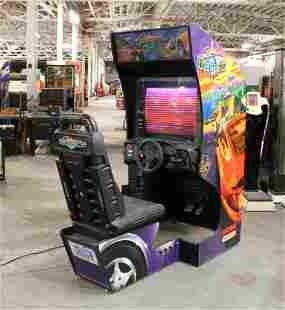Cruisin' World Sit Down Racing Arcade