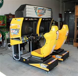 Sega NASCAR Sit Down Racing Arcade