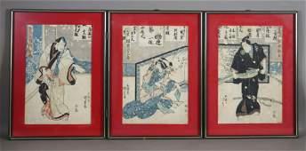Kunisada, Utagawa (1786-1864, nach) -