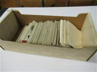 APPROX 300 POSTCARDS INCLUDING HOLIDAY CARDS