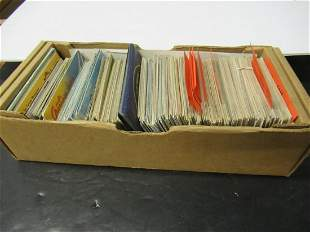 APPROX 600 POSTCARDS INCL VERMONT VIRGINIA