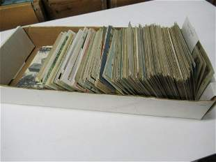 APPROX 400 POSTCARDS MOSTLY FROM AUBURN NY