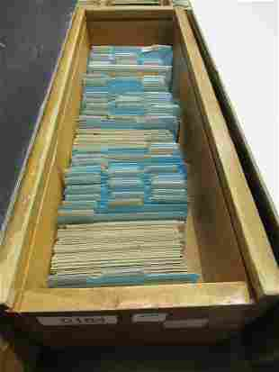 APPROX 1100 POSTCARDS OF NEW YORK STATE OTOS