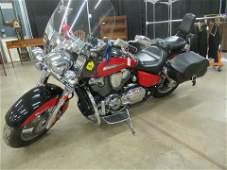 2007 Honda VTX 1800 Motorcycle