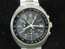 Omega Speed Master Automatic Chronograph