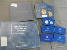 5 Sets US Liberty Coins, Mint Sets, Etc.