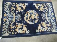 Handmade Chinese Oriental Rug