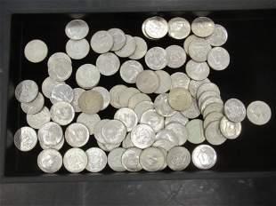 Kennedy 1965-1969 Half Dollars