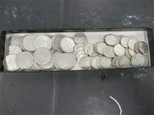 Mixed Group of Silver Coins