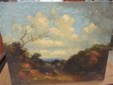 Paul Wesley Arndt Painting