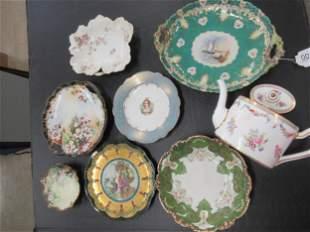 Group of Misc Porcelain