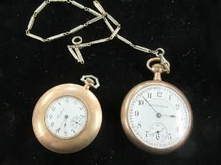 Rockford Watch Co & Burlington Special Watches