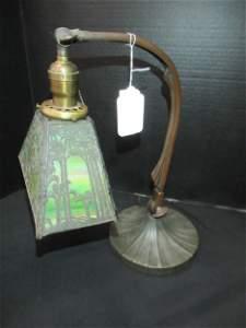 Handel Desk Lamp with Panel Shade