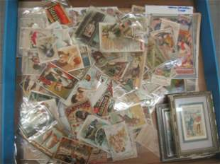 Large Box of Trade Cards