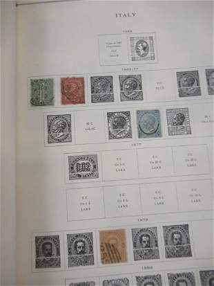 11 Boxes Full of Stamps