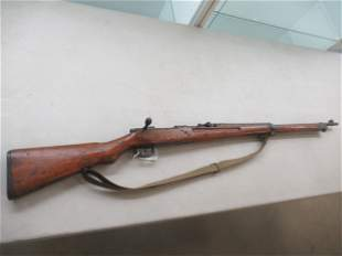 Japanese Type 99 Rifle 7.7 x 58 #5624
